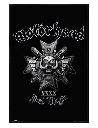 Gloss Black Framed XXXX Black Magic - Motorhead