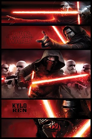 Kylo Ren Strikes - Star Wars Episode VII