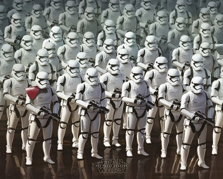 Stormtrooper Elite Army - Star Wars Episode VII