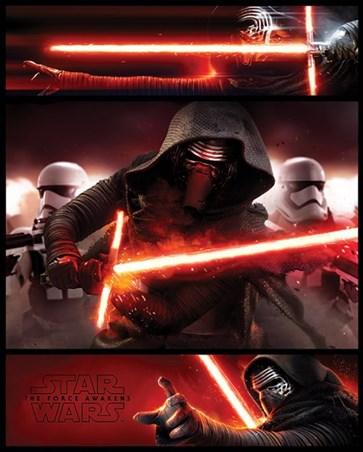 Kylo Ren - Star Wars Episode VII