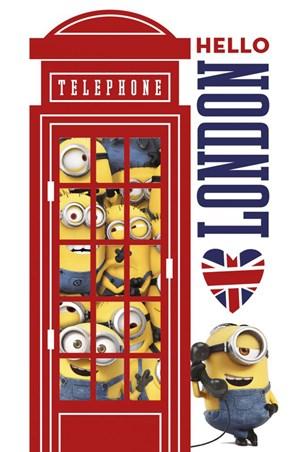 I Love London - Minions
