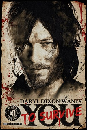 Daryl Needs You - The Walking Dead