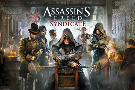 Cobbled Streets Of London - Assassin's Creed Syndicate