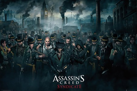 Step Into Victorian London - Assassin's Creed Syndicate