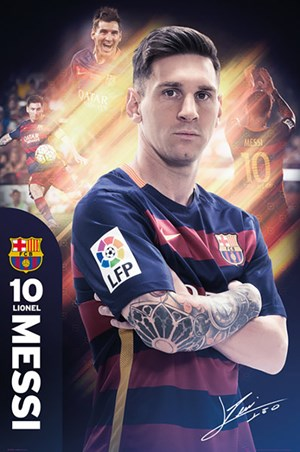 Lionel Messi - Barcelona Football Club