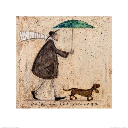Walking The Sausage, Sam Toft