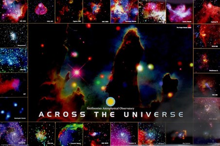 An Unknown World - Across The Universe