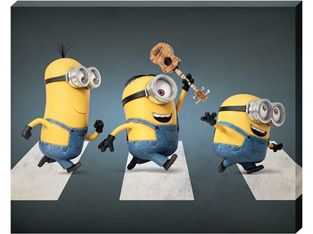 The Minions Are Taking Over - Abbey Road