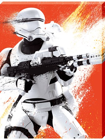 Flametrooper Paint - Star Wars Episode VII The Force Awakens