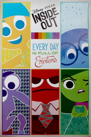 Every Day is Full Of Emotions - Inside Out
