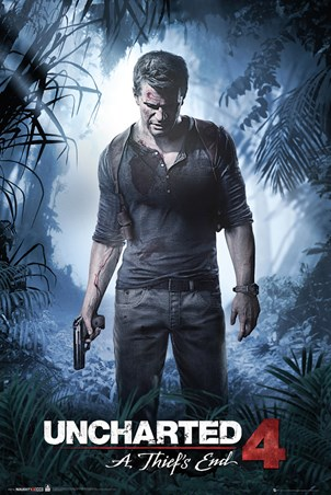A Thiefs End - Uncharted 4