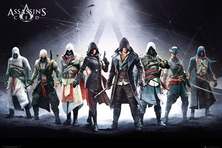 Character Compilation - Assassin's Creed