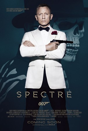 Spectre  Skull - James Bond