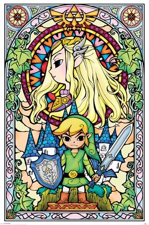 Holy Hyrule - The Legend Of Zelda