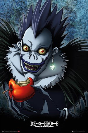 The Forbidden Fruit - Death Note