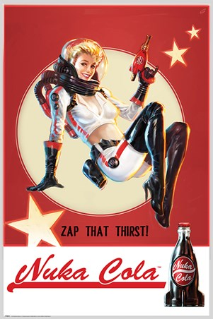 Zap That Thirst Nuka Cola - Fallout 4