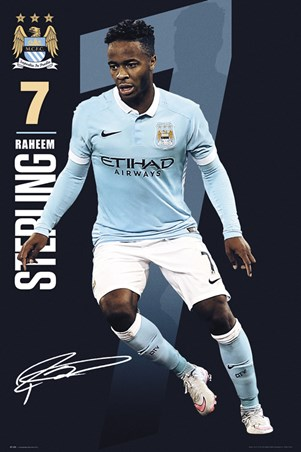 Raheem Sterling 2015/16 - Manchester City FC