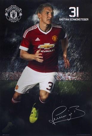 Bastian Schweinsteiger 2015/16 - Manchester United FC