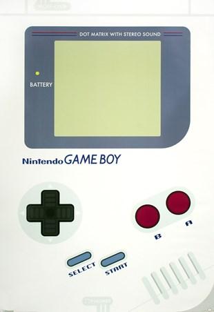 Retro Console - Nintendo Game Boy