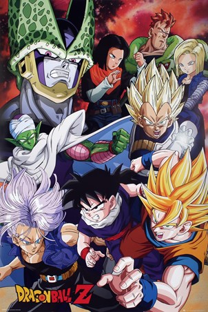 Cell Saga - Dragon Ball Z