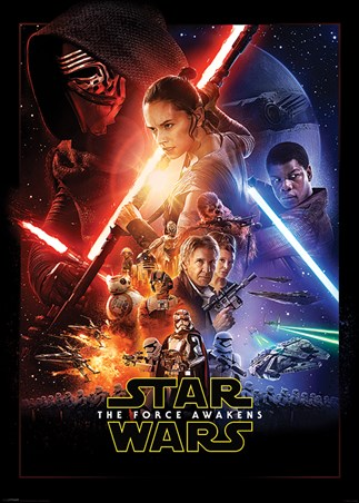 The Force Awakens One Sheet - Star Wars Episode VII