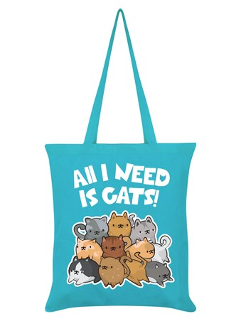 All I Need Is Cats - Feline Fun