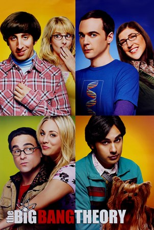 TV's Most Famous Geeks - The Big Bang Theory