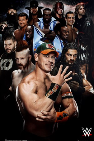 Superstars 2016 - WWE