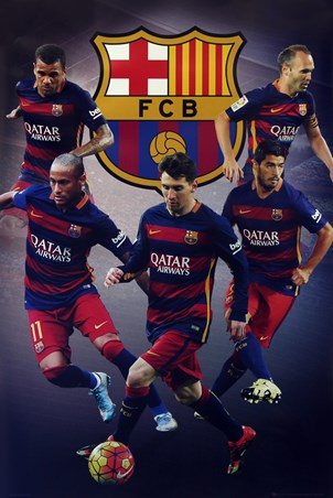 Star Players - Barcelona Football Club