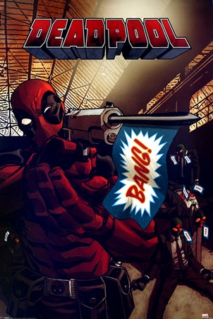 Bang! - Deadpool