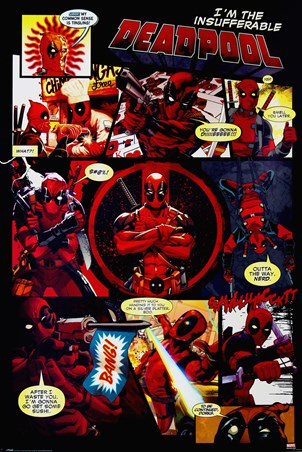 Merc With The Mouth! - Deadpool