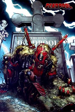 Here Lies Deadpool - Deadpool
