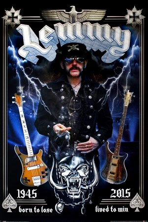 Lemmy Commemorative - Motorhead