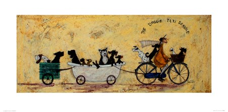 The Doggie Taxi Service, Sam Toft