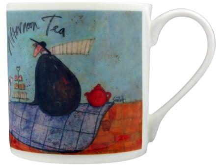 Afternoon Tea - Sam Toft Bone China Mug