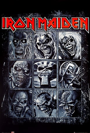 Nine Eddies - Iron Maiden