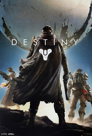 Warlock, Hunter and Titan - Destiny