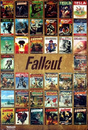 Magazine Compilation - Fallout