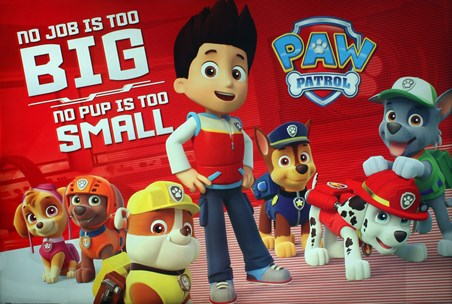 No Pup Is Too Small - Paw Patrol