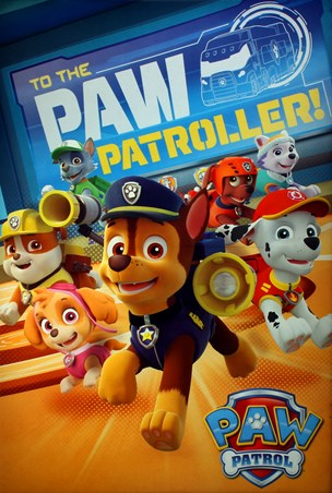To The Paw Patroller - Paw Patrol