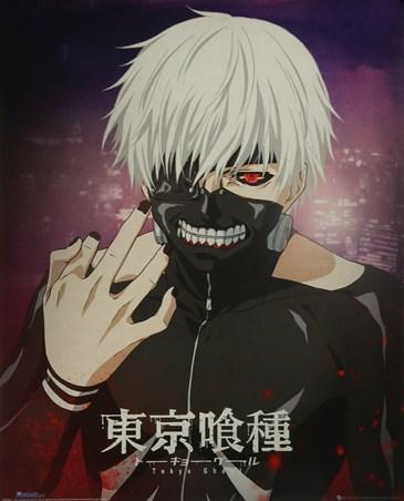 Kaneki Portrait - Tokyo Ghoul