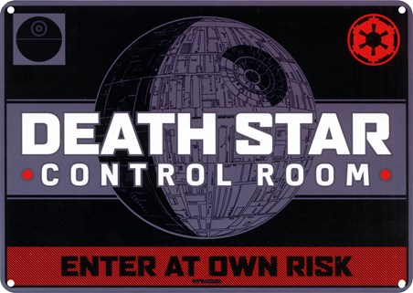 Death Star Control Room - Star Wars