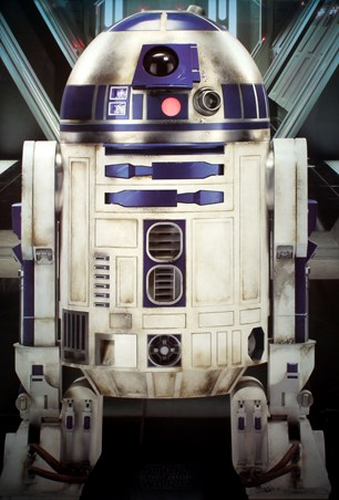 R2-D2 Episode VII - Star Wars