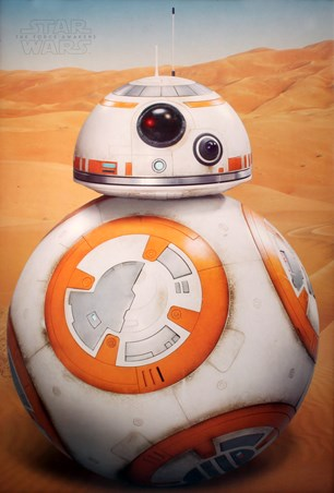 BB-8 Episode VII - Star Wars