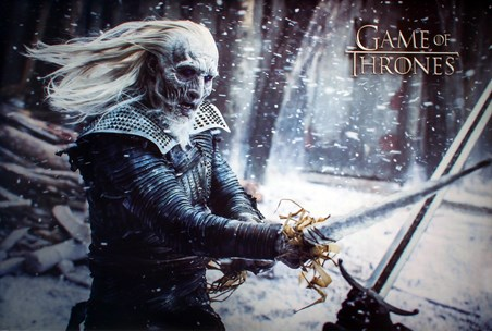 Framed The White Walkers Of Westeros - Game Of Thrones