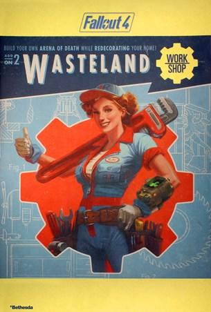 Wasteland - Fallout 4