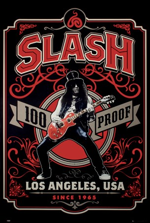100% Proof Since 1965 - Slash