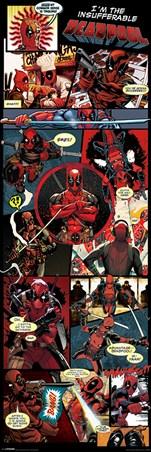 Character Panels - Deadpool