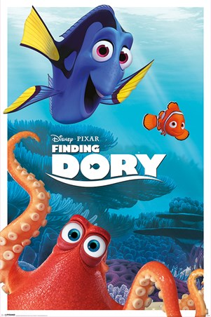 Dory Returns! - Finding Dory