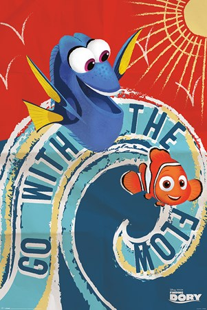 Go With The Flow - Finding Dory